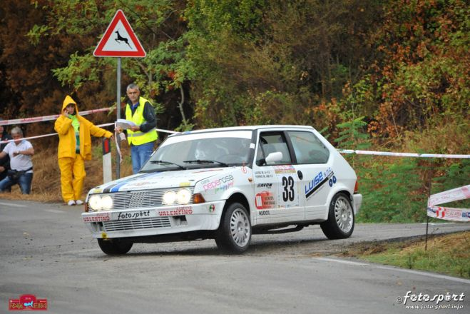 Rally. Luise conquista l'isola d'Elba