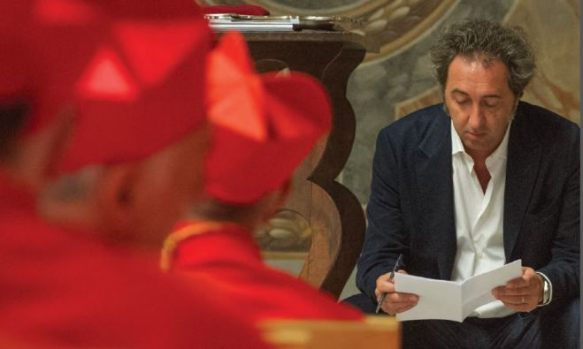 The Young Pope. Intervista a Paolo Sorrentino