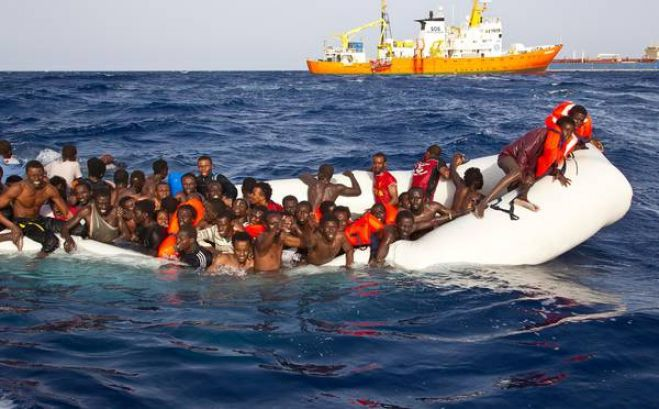 Migration compact. Un patto scellerato