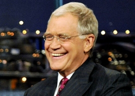 David Letterman. Il Re del talk show va in pensione