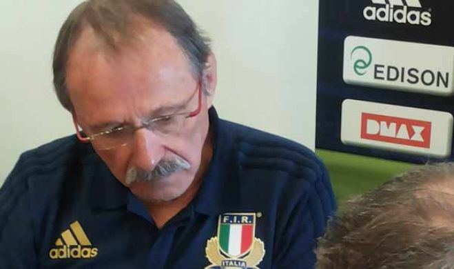 Rugby. Intervista al ct nazionale Jacques Brunel