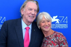 "Venezia 74. ""The Leisure Seeker"": piace il primo film italiano"