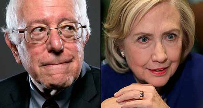 Usa 2016: Sanders Clinton, battaglia fino all'ultimo voto