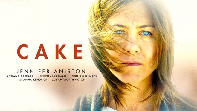 """Cake"".  La metamorfosi di Jennifer Aniston. Recensione. Trailer"