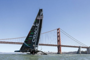Vela. America's Cup. Oracle Team accorcia le distanze ma i kiwi sono a -2 dalla vittoria
