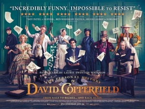 """La vita straordinaria di David Copperfield"", riproposta con ironia"