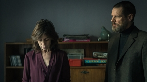 "Prime Video. Esce l'8 marzo ""Dark Crimes"", con Jim Carrey e Charlotte Gainsbourg"