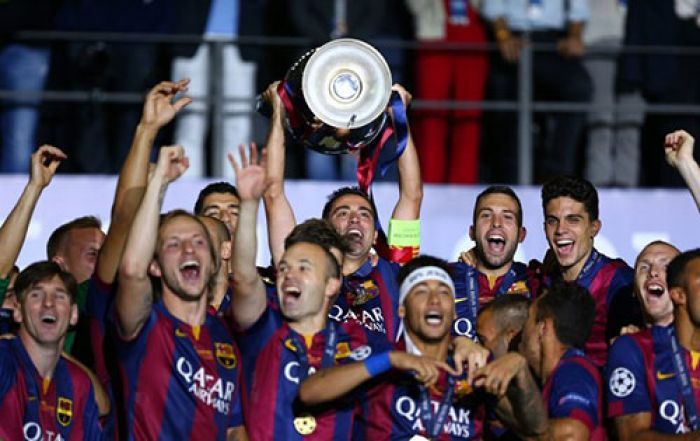 Champions League. La Coppa è del Barça