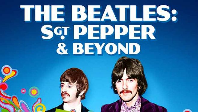 "Cinema. 30 maggio 2 giugno l'evento ""The Beatles: Sgt. Pepper & Beyond"""