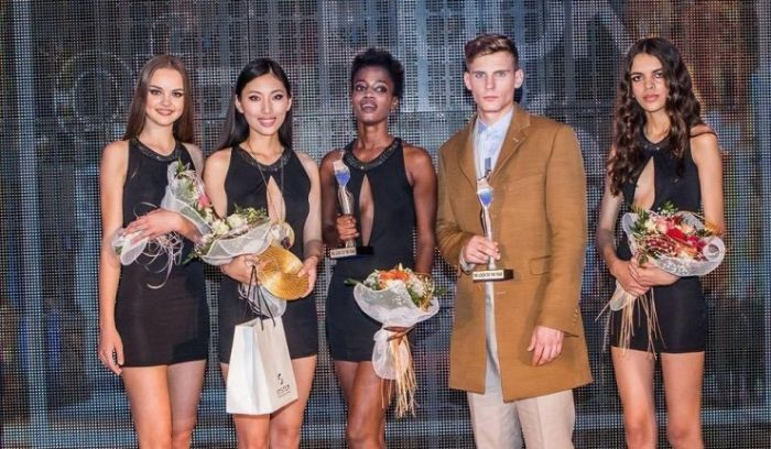 "Moda. Miglionico a ""The look of the year international"""