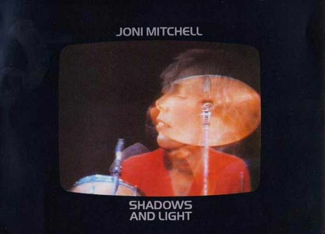 """Shadow and light"", la poetica di Joni Mitchell"