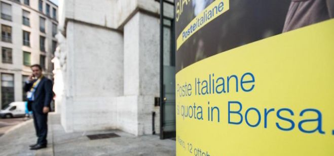 Poste, esordio in Posta, banchieri in prima fila