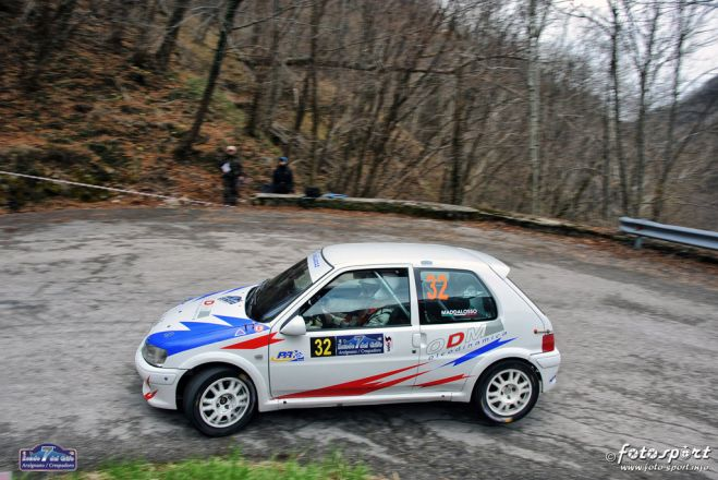 Rally. Pr Group in forma al Grifo