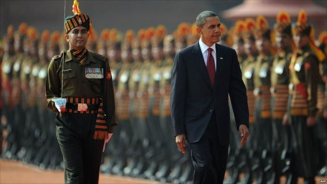Obama in India, è incubo sicurezza
