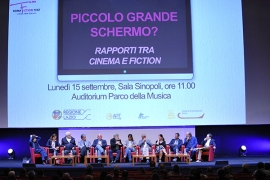 RomaFictionFest. Grandi nomi analizzano la fiction italiana