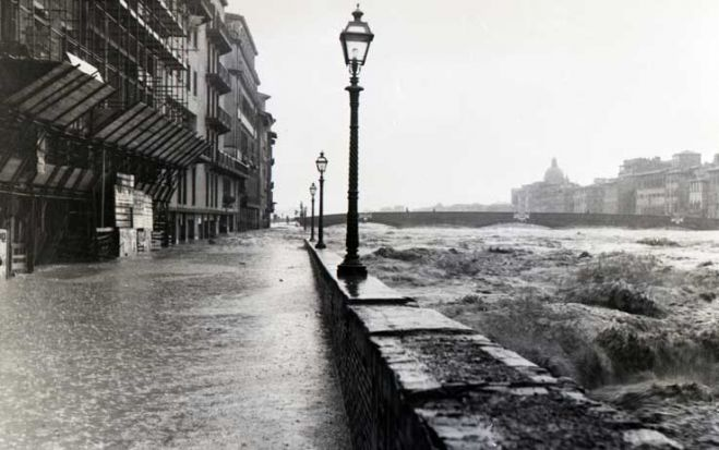 """Firenze 1966-2016. La bellezza salvata"" la mostra dedicata all'alluvione del '66"