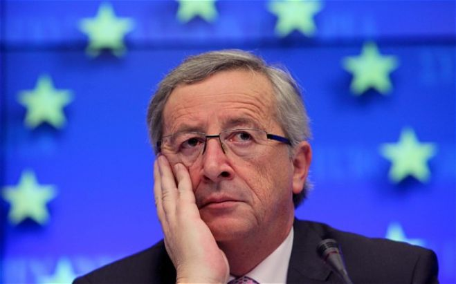 Juncker a San Pietroburgo all'Economic Forum incontra Putin