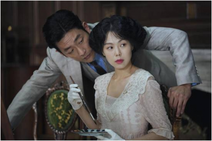 Bafta Awards 2018.  MADEMOISELLE di Park Chan-Wook, miglior film non in inglese