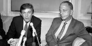 "Festa Cinema Roma 14. ""Where's My Roy Cohn?"", ritratto del diabolico avvocato di Trump"