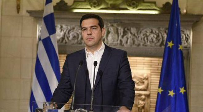 Grecia. Tsipras ai greci 'votate no al referendum'. VIDEO