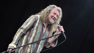 Robert Plant, il ruggito dell'hard rock. IL VIDEO